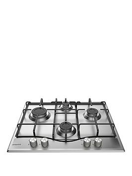 Hotpoint Pcn642Ixh 60Cm Wide BuiltIn Hob   Hob With Installation