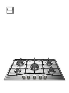 hotpoint-pcn752uixhnbsp75cmnbspbuilt-in-gas-hob-with-fsd-stainless-steel