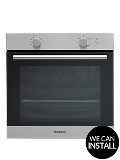hotpoint-ga2124nbspix-60cm-built-in-single-oven-with-optional-installation-stainless-steel