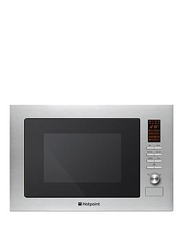 Hotpoint Newstyle Mwh2221X 24Litre BuiltIn Microwave   Microwave With Installation