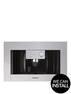 hotpoint-cm5038ixh-60cm-built-in-coffee-machine-stainless-steel