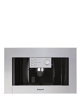 Hotpoint Cm5038Ixh 60Cm BuiltIn Coffee Machine   Coffee Machine Only