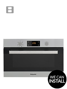 hotpoint-class-3-md344ixh-60cm-built-in-microwave-with-grill-andnbspoptional-installation-stainless-steel
