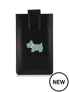 radley-heritage-dog-black-iphone-case