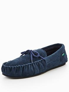 dunlop-moccasin-lace-slipper-navy