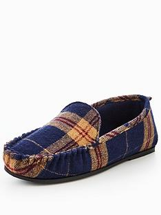 dunlop-checked-slipper