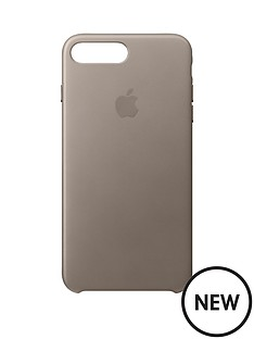 apple-iphone-7-plus-leather-case-taupe