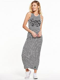superdry-lagoon-logo-maxi-dress
