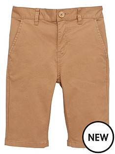 v-by-very-chino-smart-4-pocket-short-tan