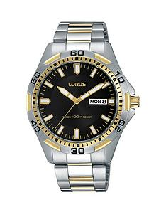 lorus-lorus-black-date-dial-stainless-steel-two-tone-mens