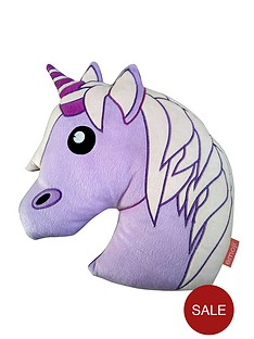 emoji-unicorn-embroidered-plush-cushion