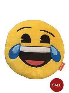 emoji-round-happy-tears-embroidered-plush-cushion