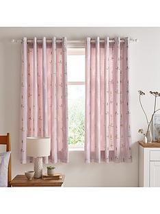 ideal-home-sabine-foxglove-eyelet-curtains