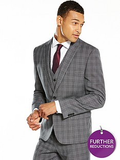 v-by-very-slim-check-jacket