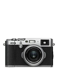 fuji-fujifilm-x100f-csc-camera-23mm-lens-kit-silver