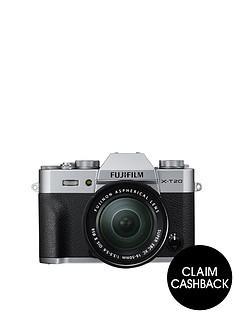 fuji-fujifilm-x-t20-camera-xc-16-50mm-mk-ii-lens-kit-silver