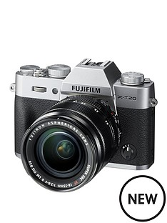fuji-fujifilm-x-t20-camera-xf-18-55mm-lens-kit-silver