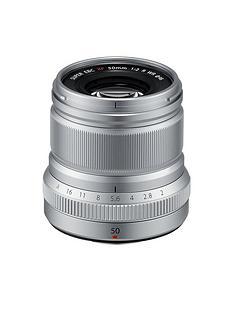 fuji-fujifilm-xf-50mm-lens-silver