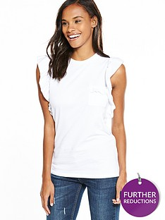 v-by-very-ruffle-sleeve-cotton-t-shirt-white