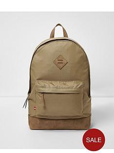 river-island-rucksack