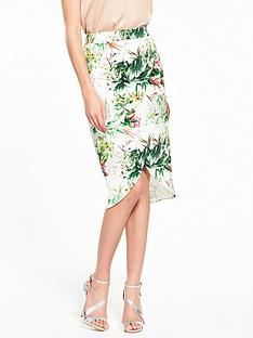 v-by-very-printed-midi-skirt