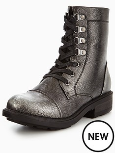 glamorous-lace-up-biker-boot