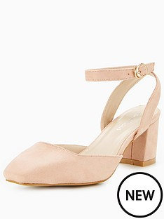 glamorous-glamorous-two-part-low-heel-court