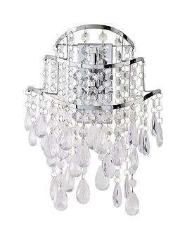 Very Vincenza 3-Tier Wave Wall Lamp Picture