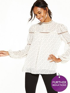 max-edition-high-neck-blouse
