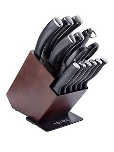 arthur-price-13-piece-walnut-knife-block