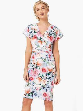 paper-dolls-floral-print-wrap-dress