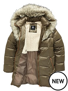 v-by-very-girls-metallic-fur-hooded-padded-coat