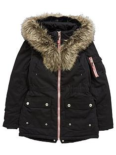 v-by-very-girls-black-parka