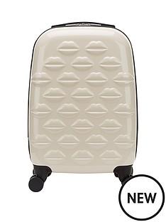 lulu-guinness-hard-sided-4-wheel-cabin-case