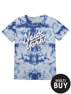 v-by-very-tie-dye-new-york-t-shirt