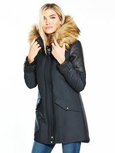 v-by-very-pu-mix-parka