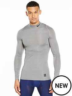 nike-nike-pro-compression-mock-long-sleeve-training-top