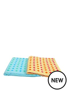 downland-spotty-beach-towels