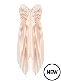 monsoon-cleopatra-pleat-dress