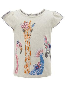 Monsoon Jungle Animal TShirt