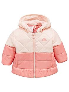 adidas-adidas-baby-girl-full-zip-padded-hooded-jacket