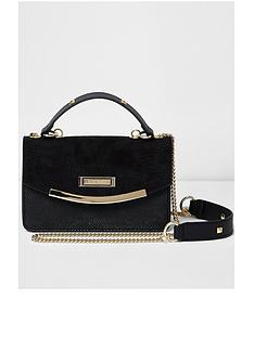river-island-black-cross-body-bag
