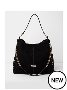 river-island-river-island-oversized-stud-detail-slouch-bag