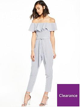miss-selfridge-stripe-frill-bardot-jumpsuit