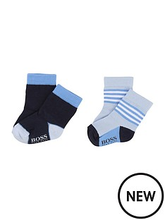 boss-hugo-boss-2pk-baby-socks