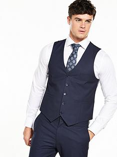 v-by-very-mens-slim-fit-check-waistcoatnbsp