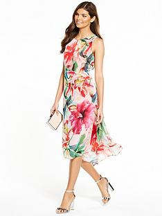 wallis-flower-burst-hanky-hem-dress