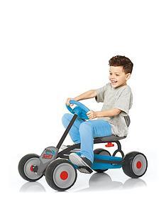 hauck-turbo-mini-go-kart-blue