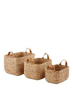 set-of-3-leather-handled-storage-baskets