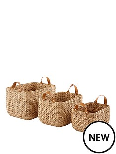 set-of-3-leather-handled-storage-baskets